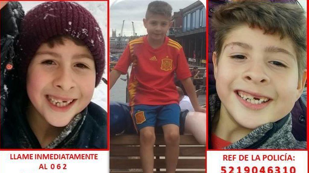 Localizan a Ángelo, el niño desaparecido desde el pasado mes de marzo