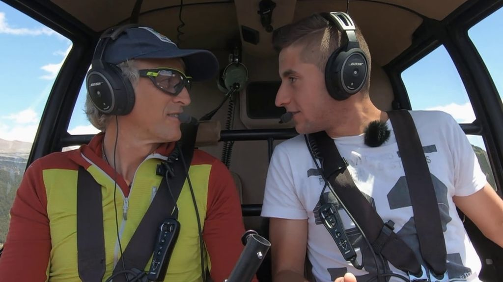 Volando Voy Temporada 5 Programa 34