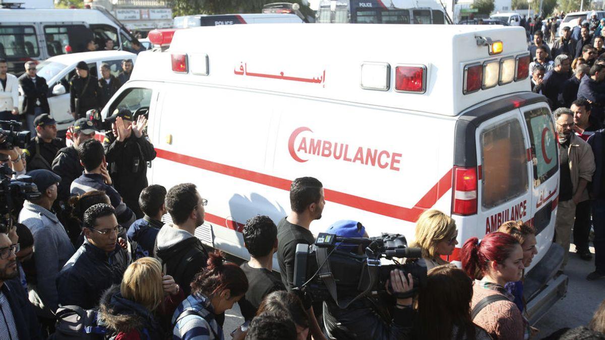 Al menos 22 muertos en un accidente de autobús en Túnez