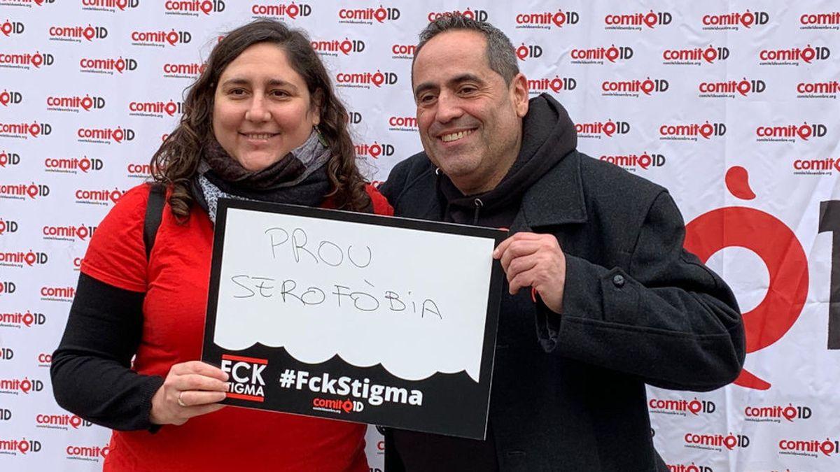 """Quim Roqueta, enfermo de sida: """"En los 90, asistíamos a talleres sobre cómo afrontar la muerte"""""""