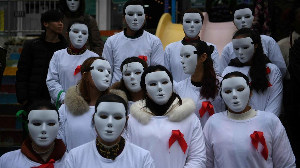 La falta de educación sexual y la homofobia lastran las mejoras de China en la lucha contra el sida