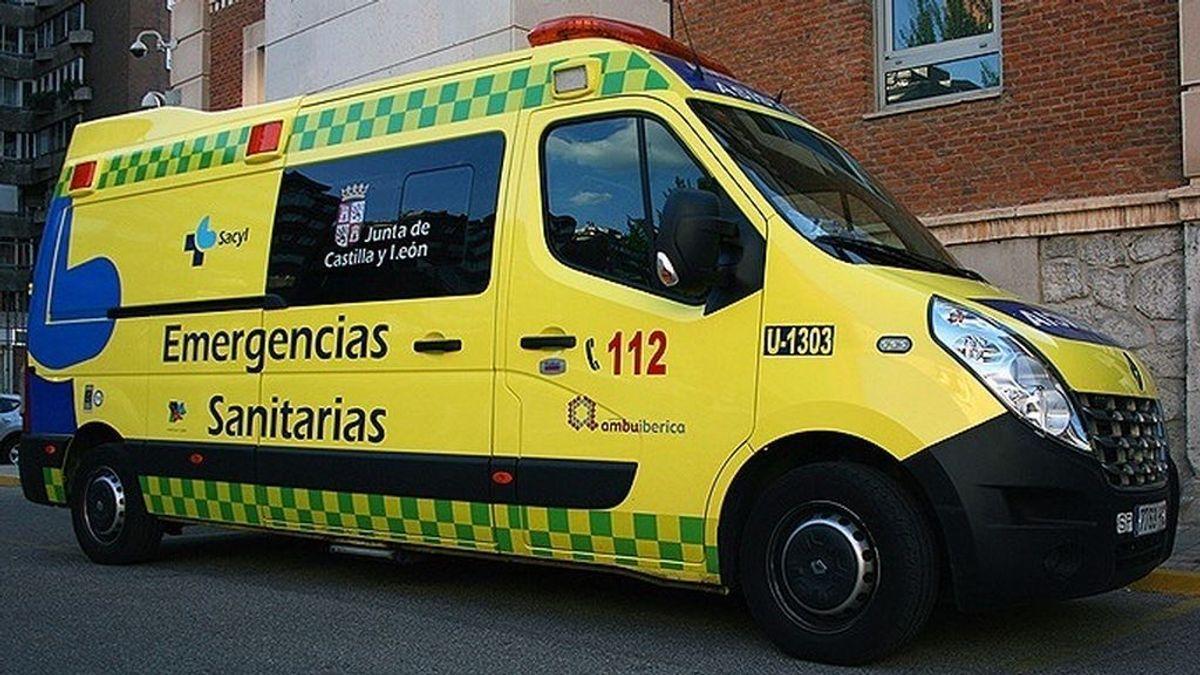 Tres heridos en dos accidentes provocados por un vehículo que circulaba en sentido contrario en la A-62 en Salamanca