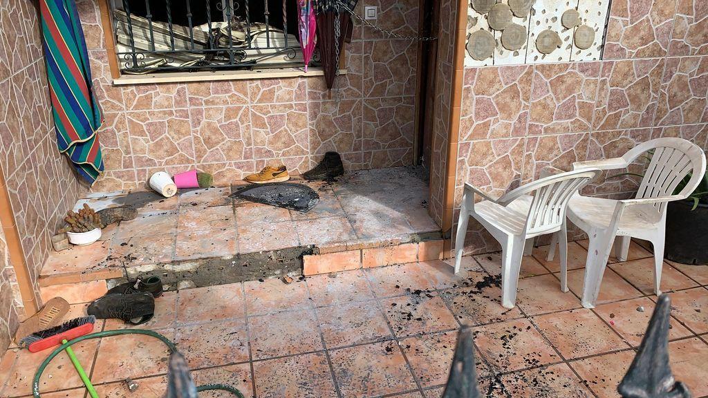 Una mujer fallece en un incendio en el Viso del Alcor