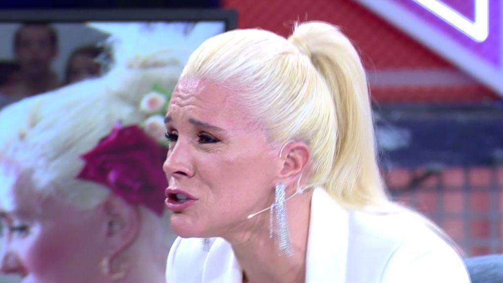 Loly Álvarez habla del divorcio de su marido