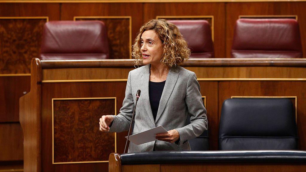 Batet repetirá como presidenta del Congreso y Sánchez propondrá Pilar Llop para presidir el Senado