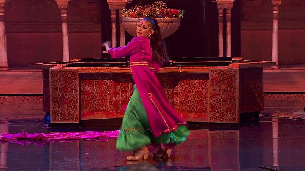 La actuación de Triana en la semifinal de 'Got Talent'