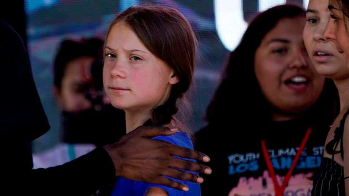 La 'ecoodisea' de Greta Thunberg para llegar a la Cumbre del Clima sin contaminar