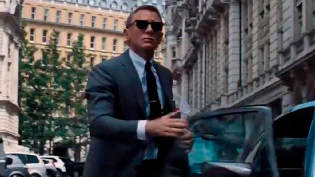 Vuelve James Bond: este es el primer teaser de 'Sin tiempo para morir'