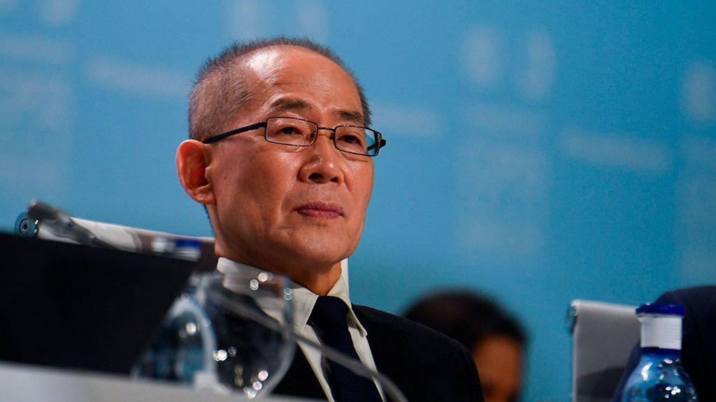 """Hoesung Lee, presidente del panel de expertos : """"No estamos haciendo lo necesario para combatir la crisis climática"""""""