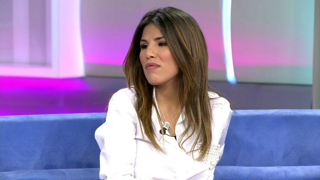 """Isa Pantoja, sobre Omar: """"Es curioso que solo aparezca en las fechas más señaladas de la familia"""""""