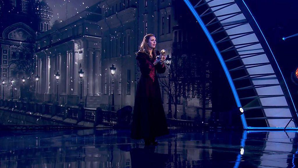 'Anastasia, el musical' interpreta 'Una vez en diciembre' en 'Got Talent'