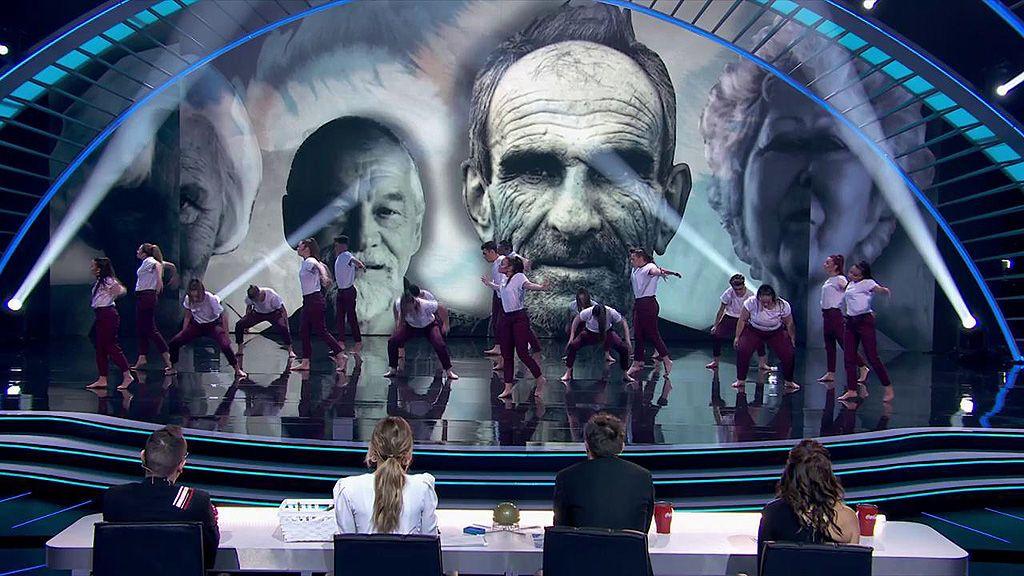 """'What a beast' bailan en honor a las personas que """"llenan el alma"""" pero no convencen a todos: """"Os voy a pinchar el globo"""""""