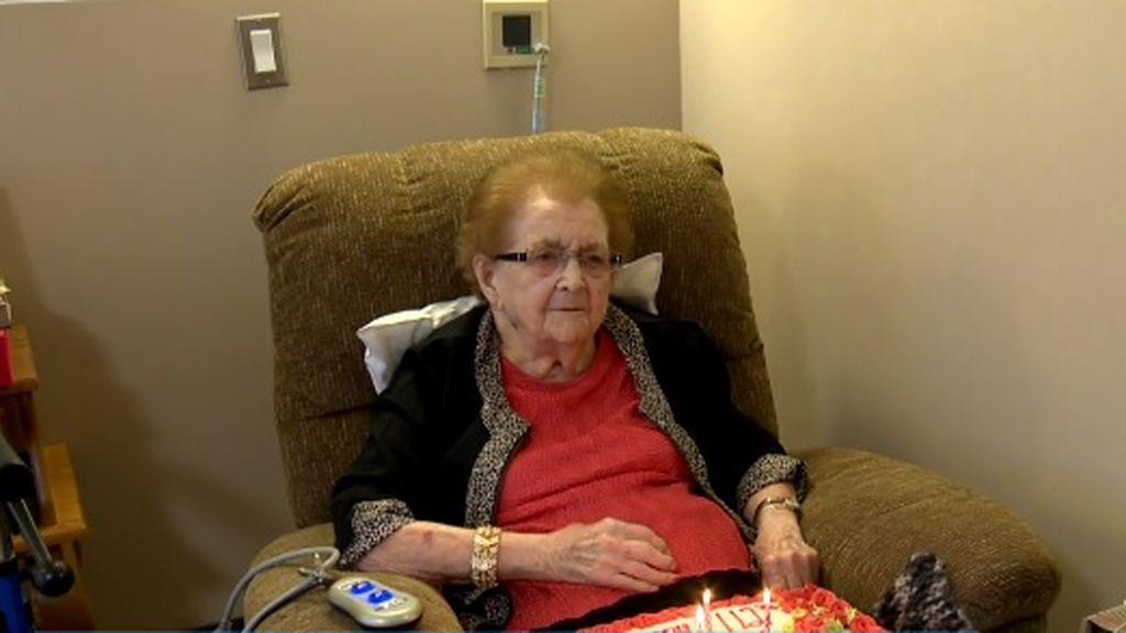"""Una de las personas más longevas del mundo desvela su secreto: """"descansar y disfrutar"""""""