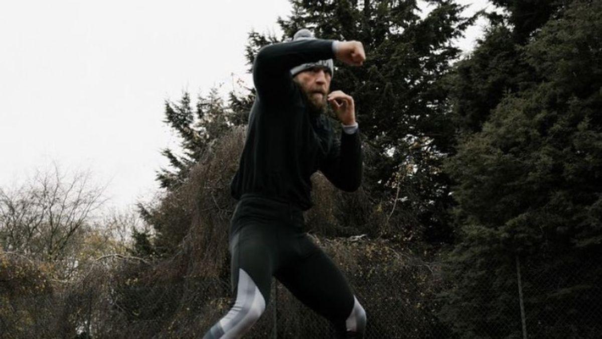 """Conor McGregor y cómo volver al octógono más de un año después: """"No como nada de comida para llevar"""""""