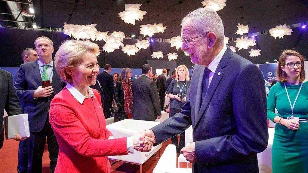 Europa destinará un billón de euros para desarrollar a partir de marzo una ley de 'neutralidad climática'