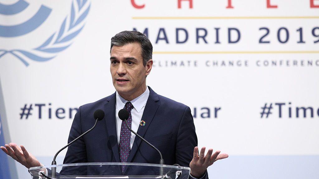 """Pedro Sánchez rotundo: """"no habrá terceras elecciones"""""""
