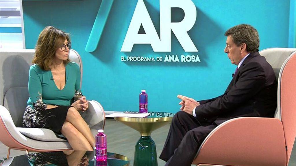 La entrevista completa de Juan Carlos Quer