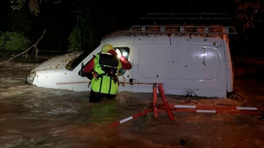 Mueren cinco personas por el temporal en Francia