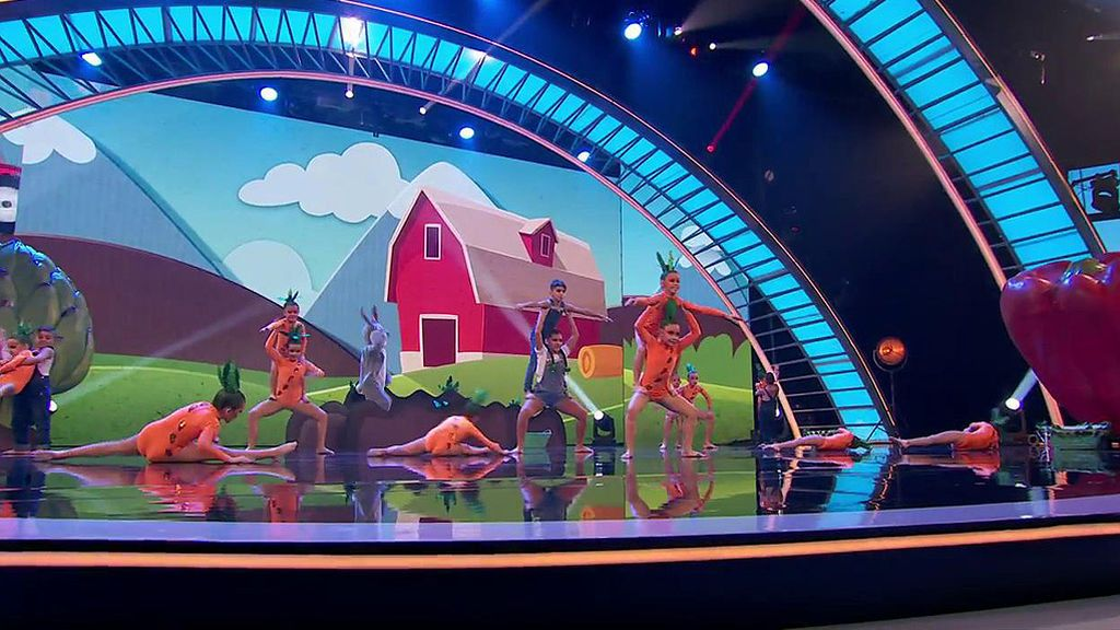 Minidanceteam.es enternece a todos ¡Hasta a Risto!