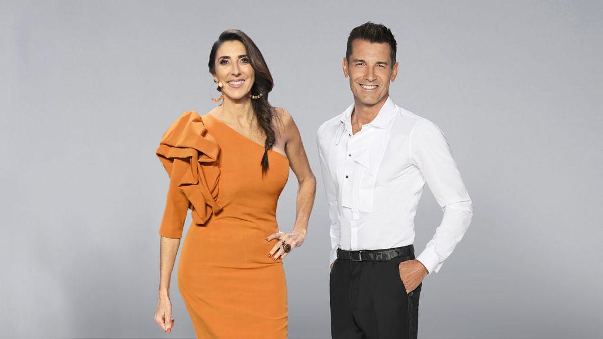Paz Padilla y Jesús Vázquez retransmitirán las Campanadas en Mediaset España
