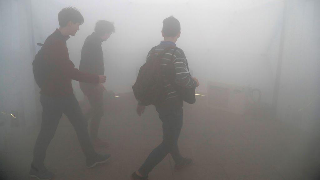 El primer día de la Cumbre Climática en imágenes