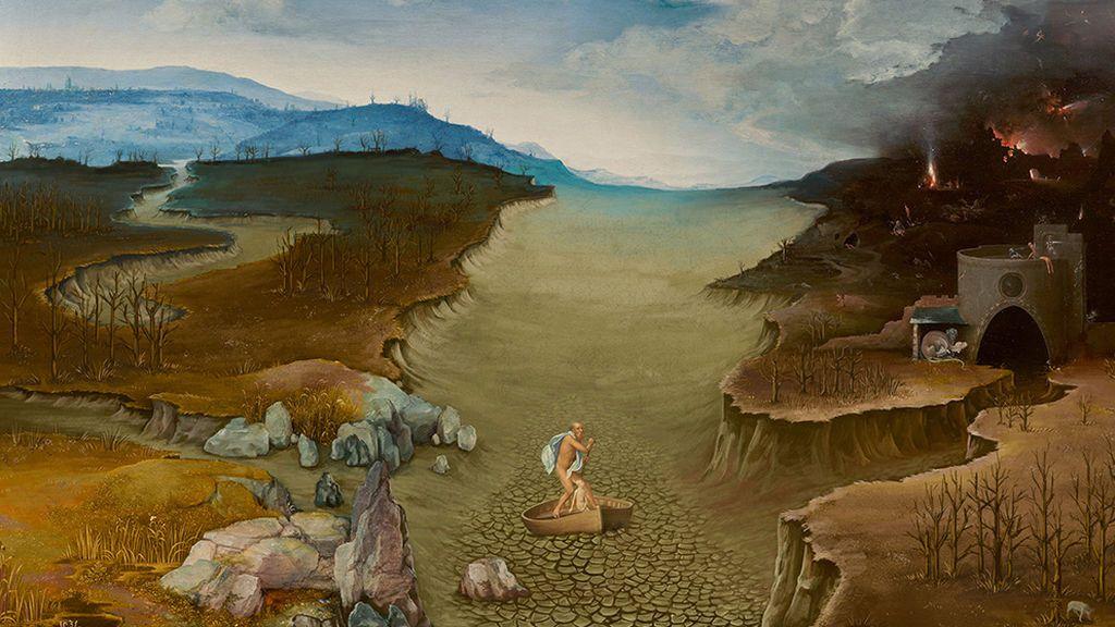 La reinterpretación del arte para combatir el cambio climático