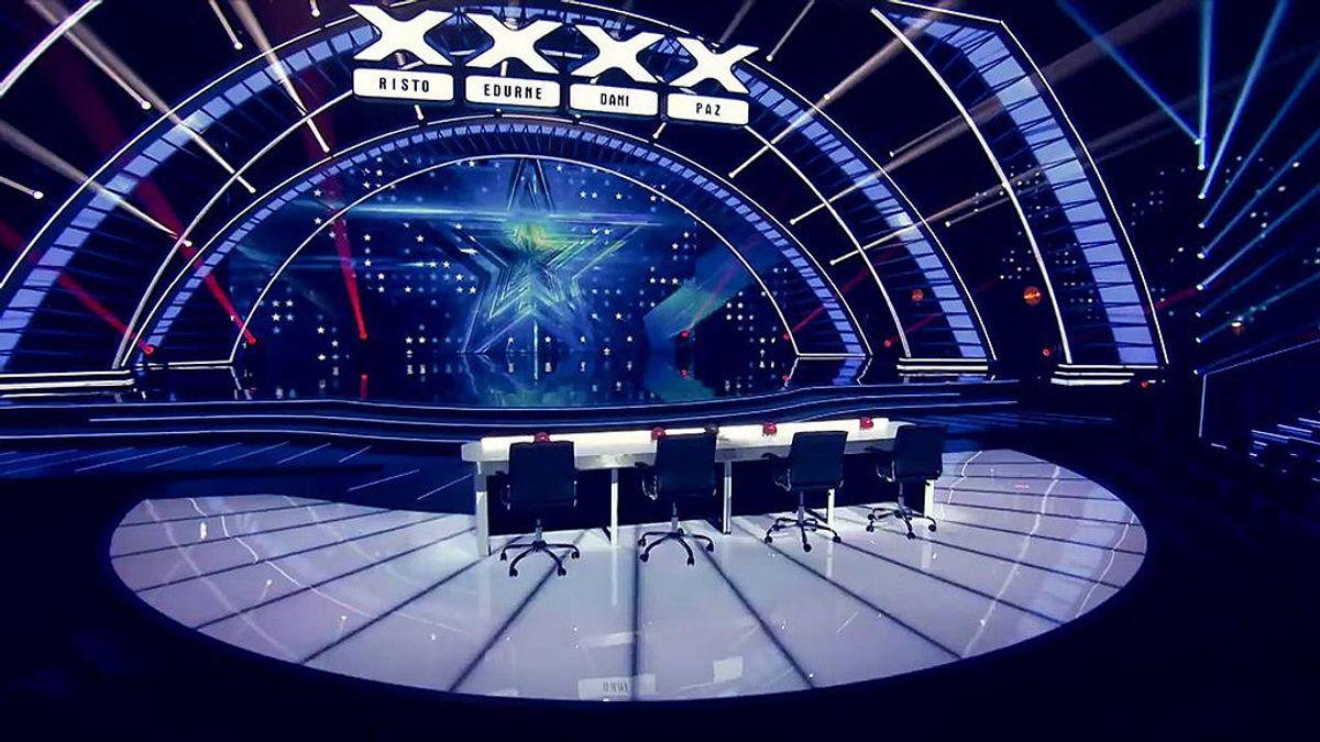 Así han quedado los porcentajes de la segunda semifinal de 'Got Talent'