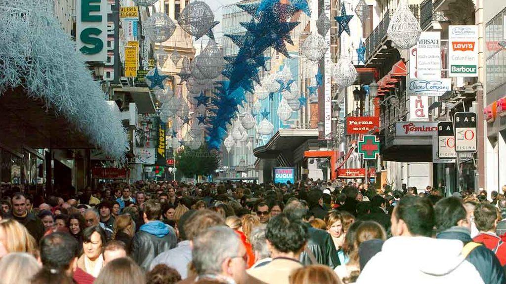 El empleo espera el salvavidas de la Navidad para salvar la caída de final de año