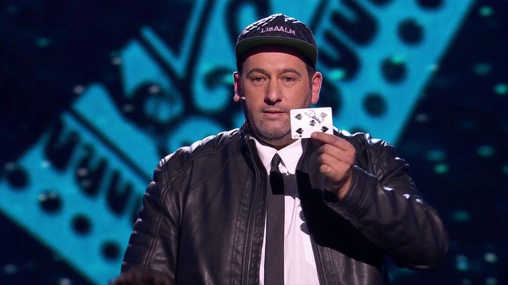 """Al jurado de 'Got Talent' no le llega la magia de Marc García: """"Falta orden en tu número"""""""