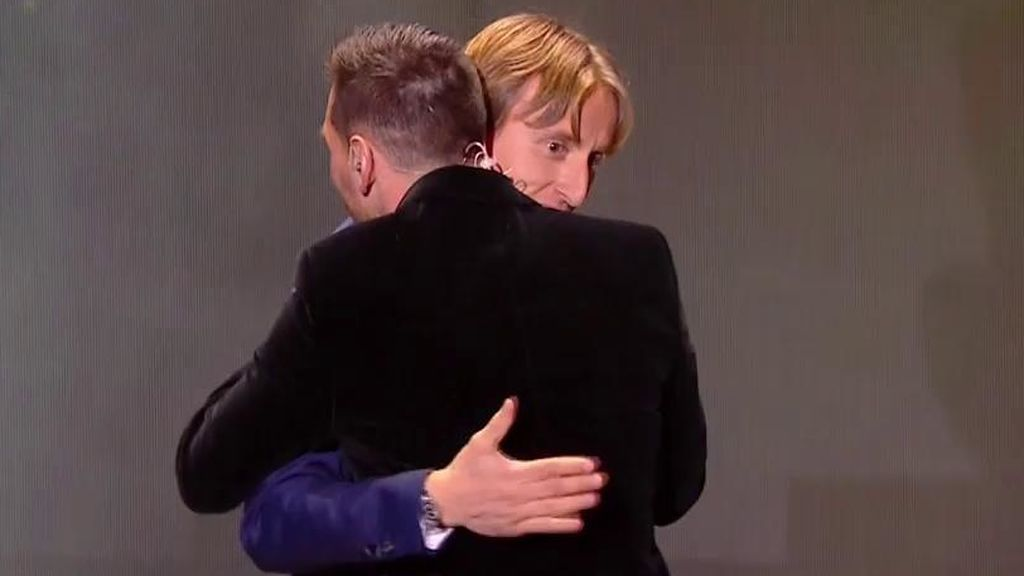 La confidencia de Leo Messi y Luka Modric
