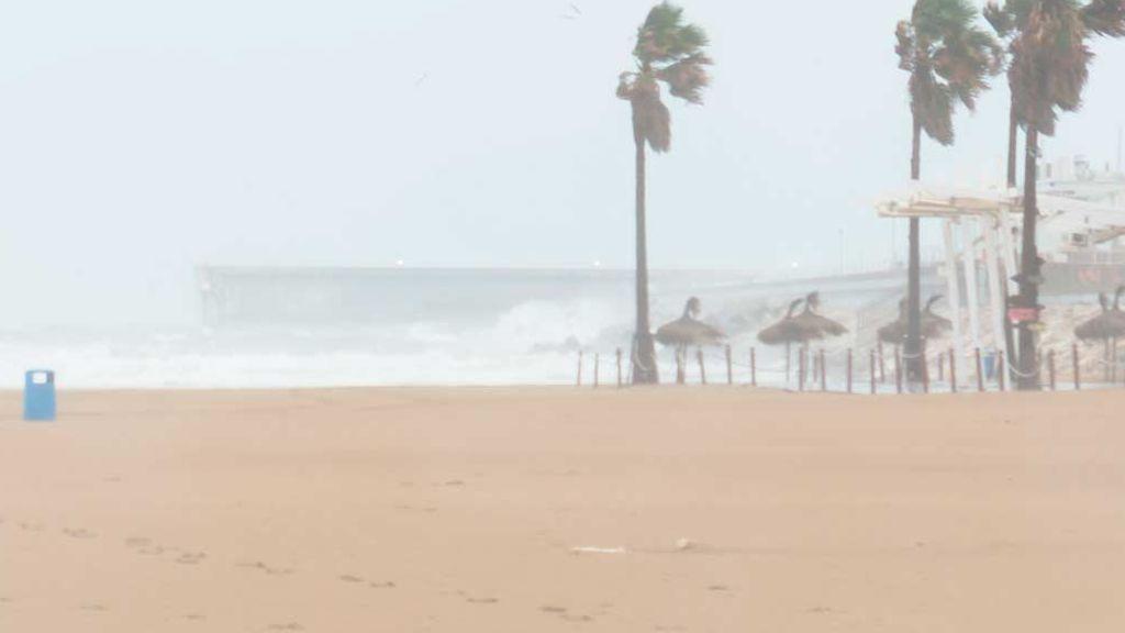 Vuelve la DANA: Alerta naranja en el Mediterráneo por fuertes lluvias