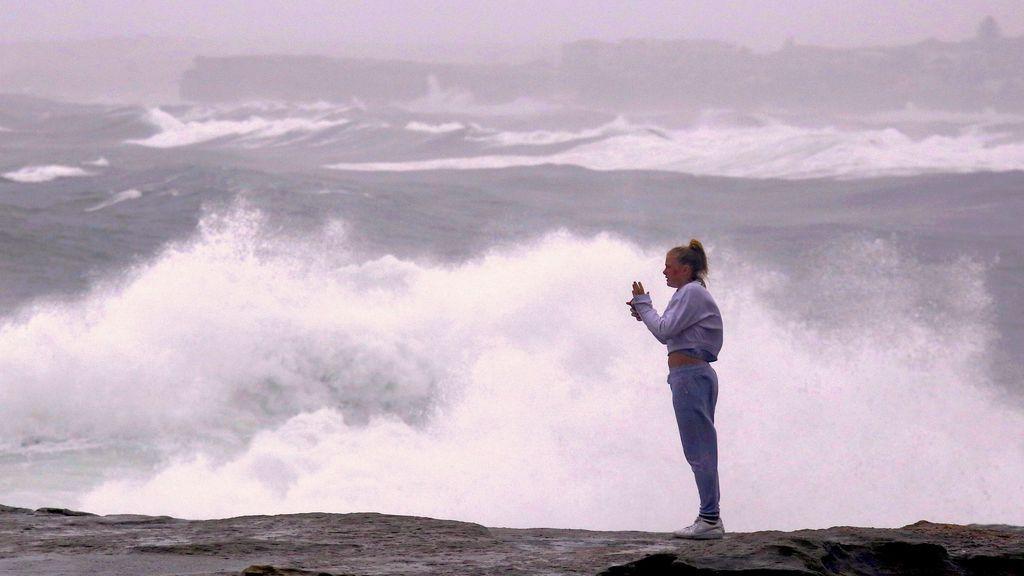 Olas fuera de lo común: alcanzarán 5 metros en el Mediterráneo por la Dana