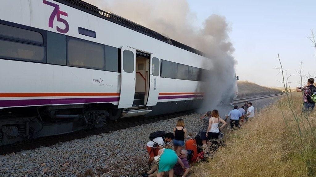 """El tren extremeño que Greta no quiere: """"era una odisea montarse porque no sabías si ibas a llegar"""""""