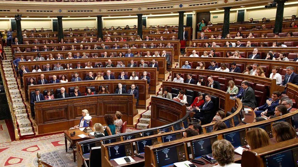 Minuto a minuto: Comienza la decimocuarta legislatura pendiente de la Mesa y de Vox