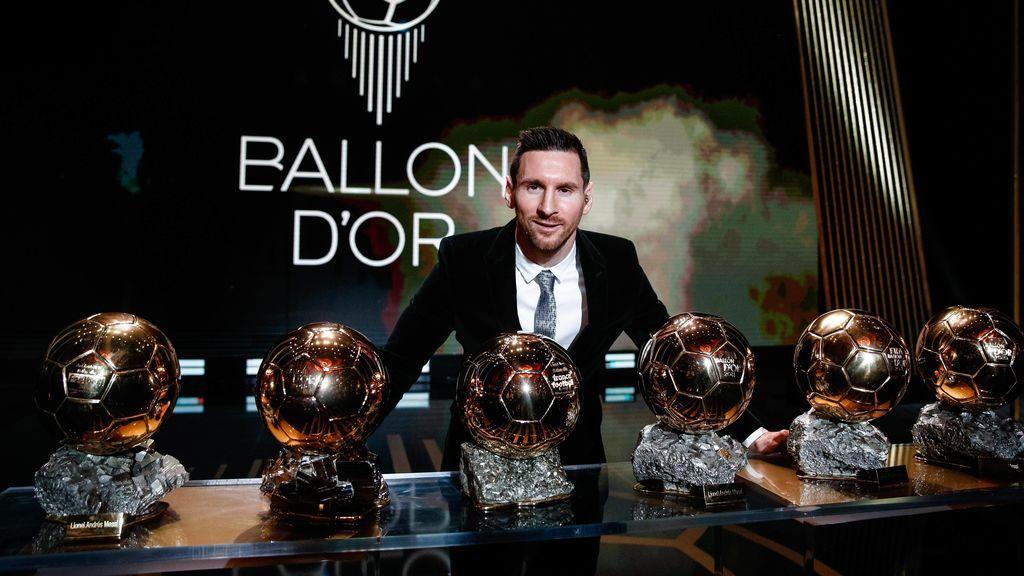 "Messi: ""Cuando Cristiano me empató a Balones de Oro, me dolió"""