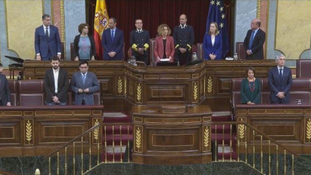 Meritxell Batet abre la XIV legislatura en el Congreso
