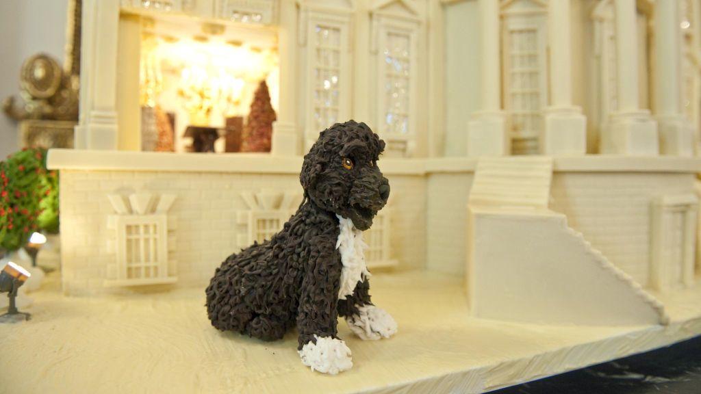 La decoración navideña de la Casa Blanca con Michelle Obama