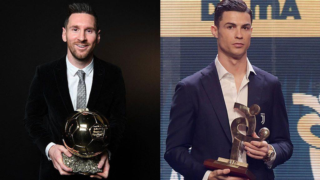 Encuesta: ¿Ha hecho mejor año Messi que Cristiano para ganar el Balon de Oro?