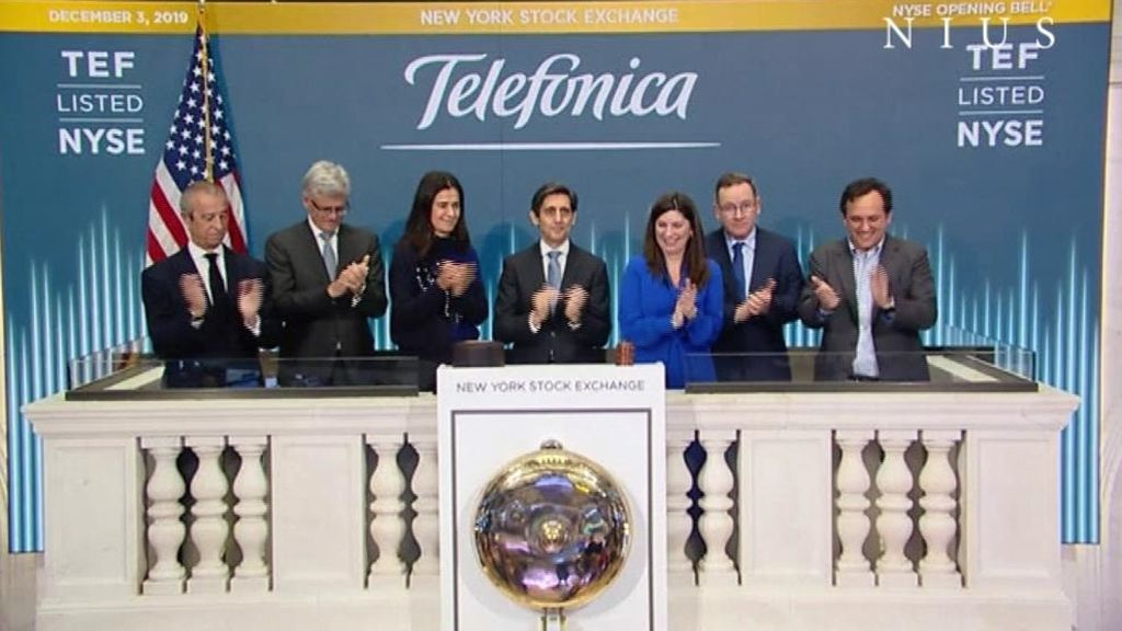 Telefónica Wall Street