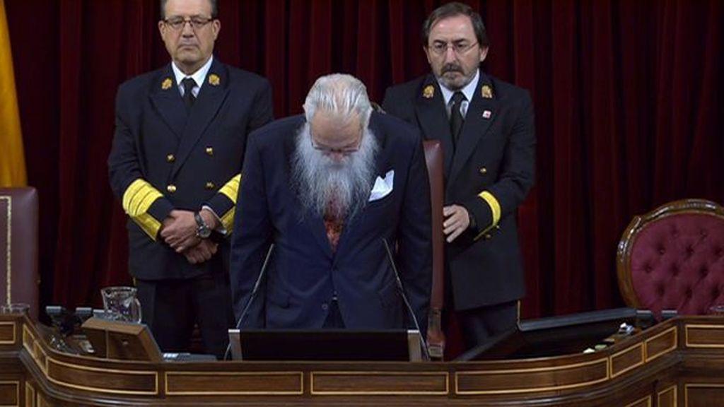 Zamarrón pide perdón a los españoles
