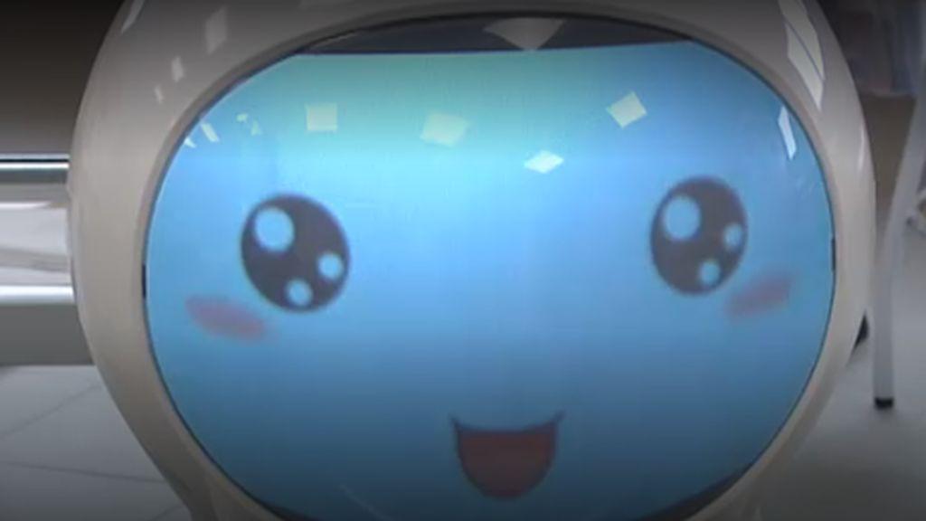 El robot que logra que los niños le hablen de sus problemas en clase