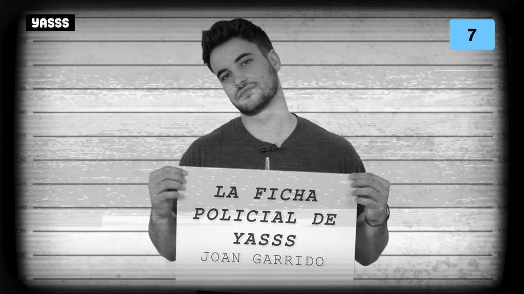 Joan Garrido saca a la luz sus secretos más íntimos