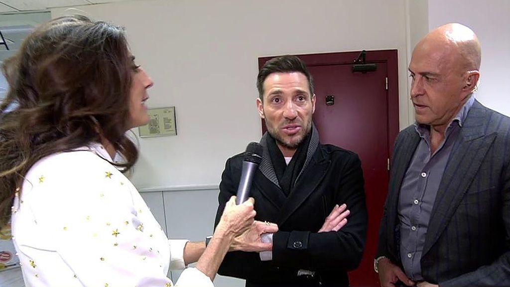 """Antonio David quiere ser colaborador de 'Sálvame': """"Si tengo una propuesta me encantaría formar parte del equipo"""""""