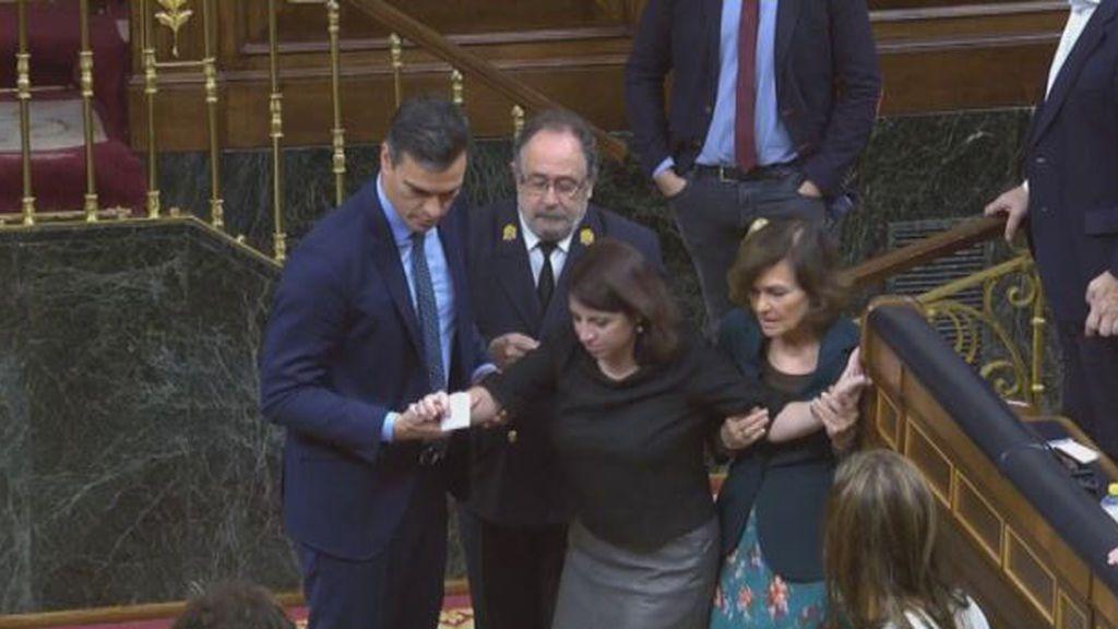 """La legislatura empieza con """"mal pie"""""""