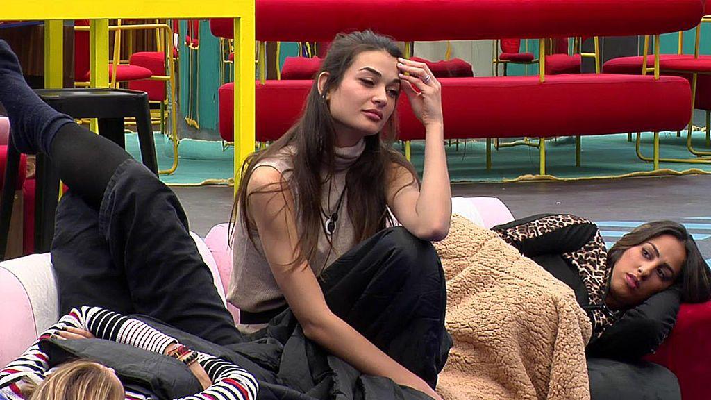 """Estela se prepara para la posible infidelidad de Diego Matamoros: """"No puedo reprochárselo con todo lo que ha sufrido"""""""