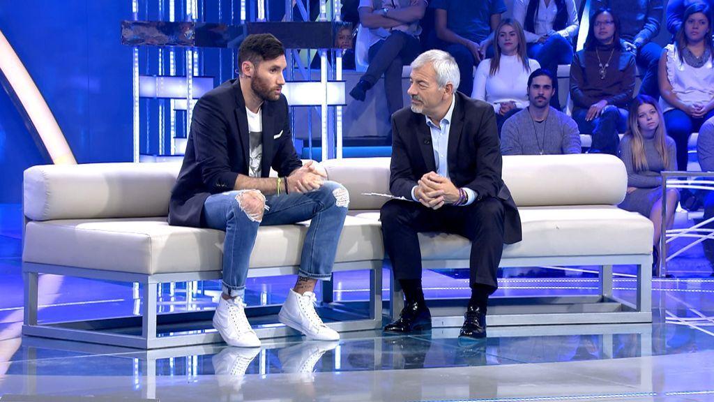 Promo 'Volverte a ver' con Rudy Fernández