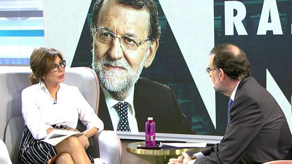 Rajoy habla de los líderes políticos actuales