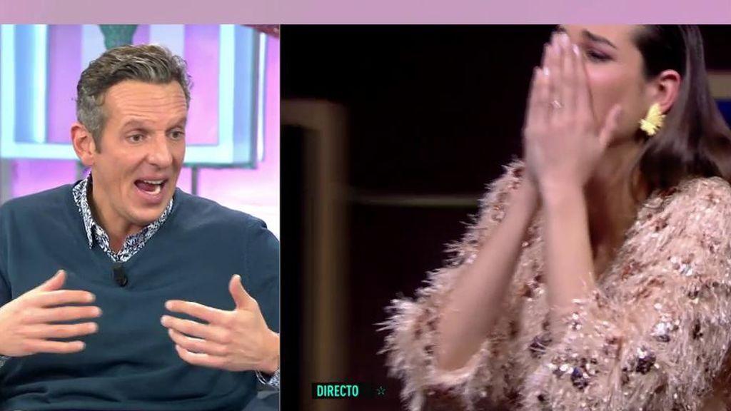 """Joaquín Prat: """"Yo sí quiero ver con Adara lo que le han hecho a Estela"""""""