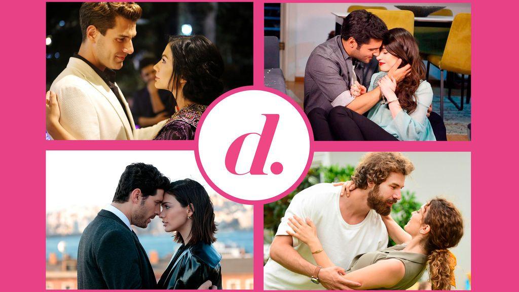 Divinity apuntala su oferta de comedia romántica turca con la adquisición de cinco nuevos títulos y el estreno de 'Hayat: Amor sin palabras'