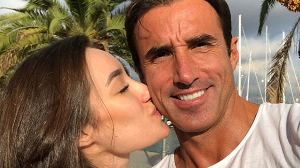 """Hugo Sierra habla de la demanda que ha puesto contra Adara: """"Quiero la custodia compartida de mi hijo"""""""